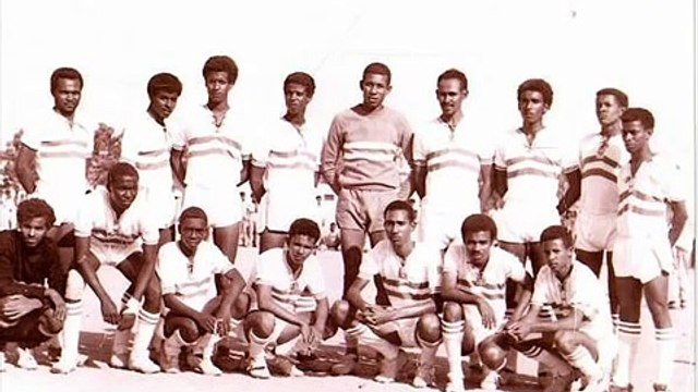 Keren Soccer Memories in Eritrea during the 1960's and 1970's #2