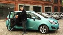 Opel Meriva roadtest