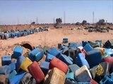 تزايد التهريب على الحدود الليبية التونسية