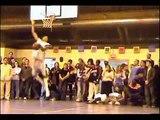 Dunk master : les maîtres du dunk : basket NBA mixtape