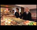 Les escapades de petit Renaud avec Fabien Galthié - Pâtisserie Latour à Saint Martin de Londres