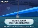Física - Marés (a Mecânica e o funcionamento do universo)