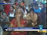 Semana Santa 2009 - Santos Oficios del Viernes Santo en San Salvador
