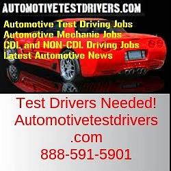 Test Driving Jobs Philadelphia PA | Autotestdrivers.com | 888-591-5901