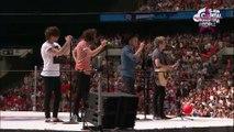 """One Direction : les rumeurs de séparation ? """"Nous n'avons aucune idée d'où ça sort"""""""