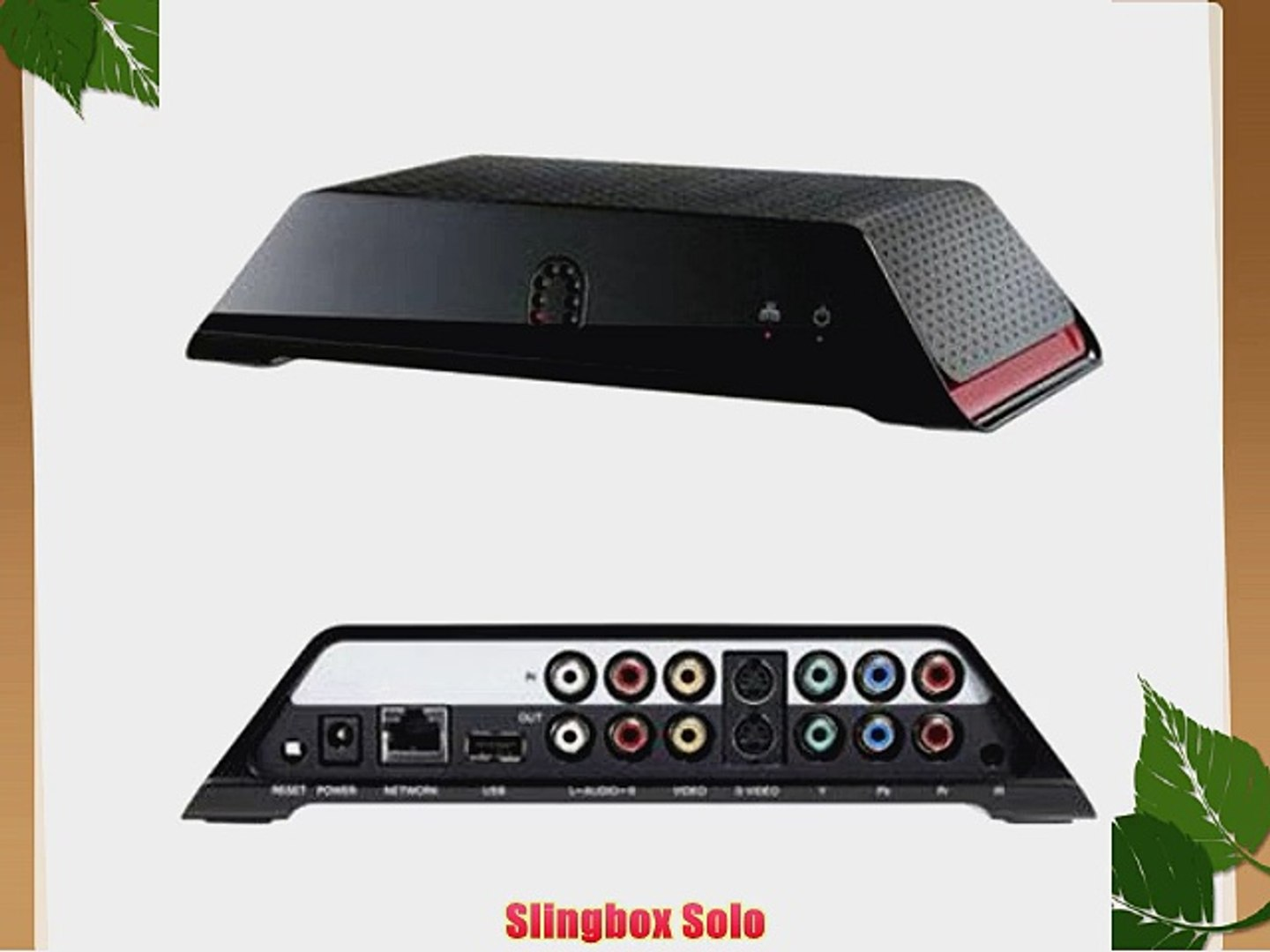 Slingbox Solo