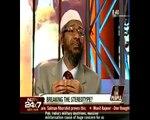 Osama Bin Laden is not a Terrorist - zakir naik