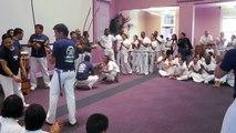 Capoeira Brasil San Diego Batizado 2011 opening roda and solos.