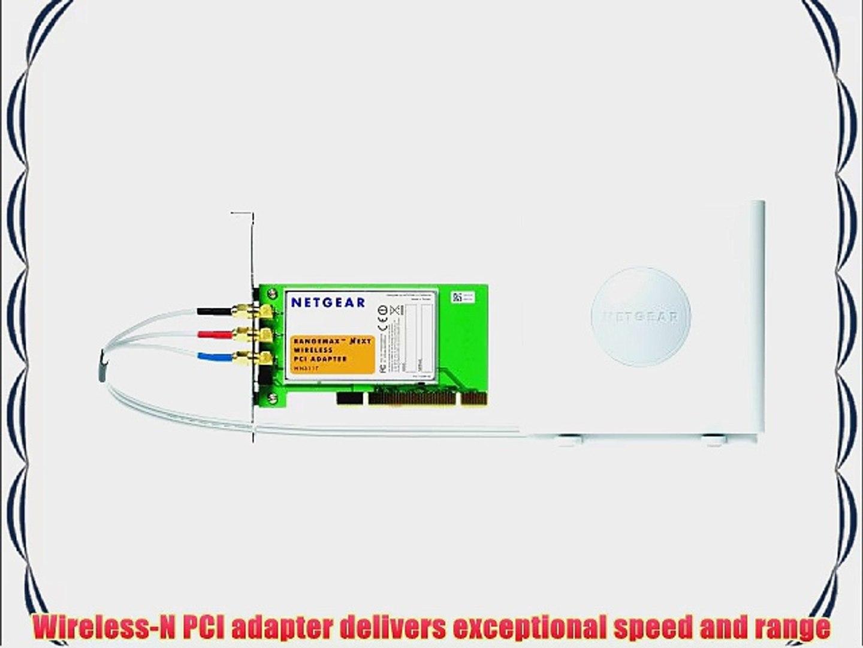 NETGEAR WN111 Canada 300Mbps Wireless N USB Adapter v2 -  802.11n
