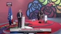 Congres du PS : le discours de Jean-Christophe Cambadélis