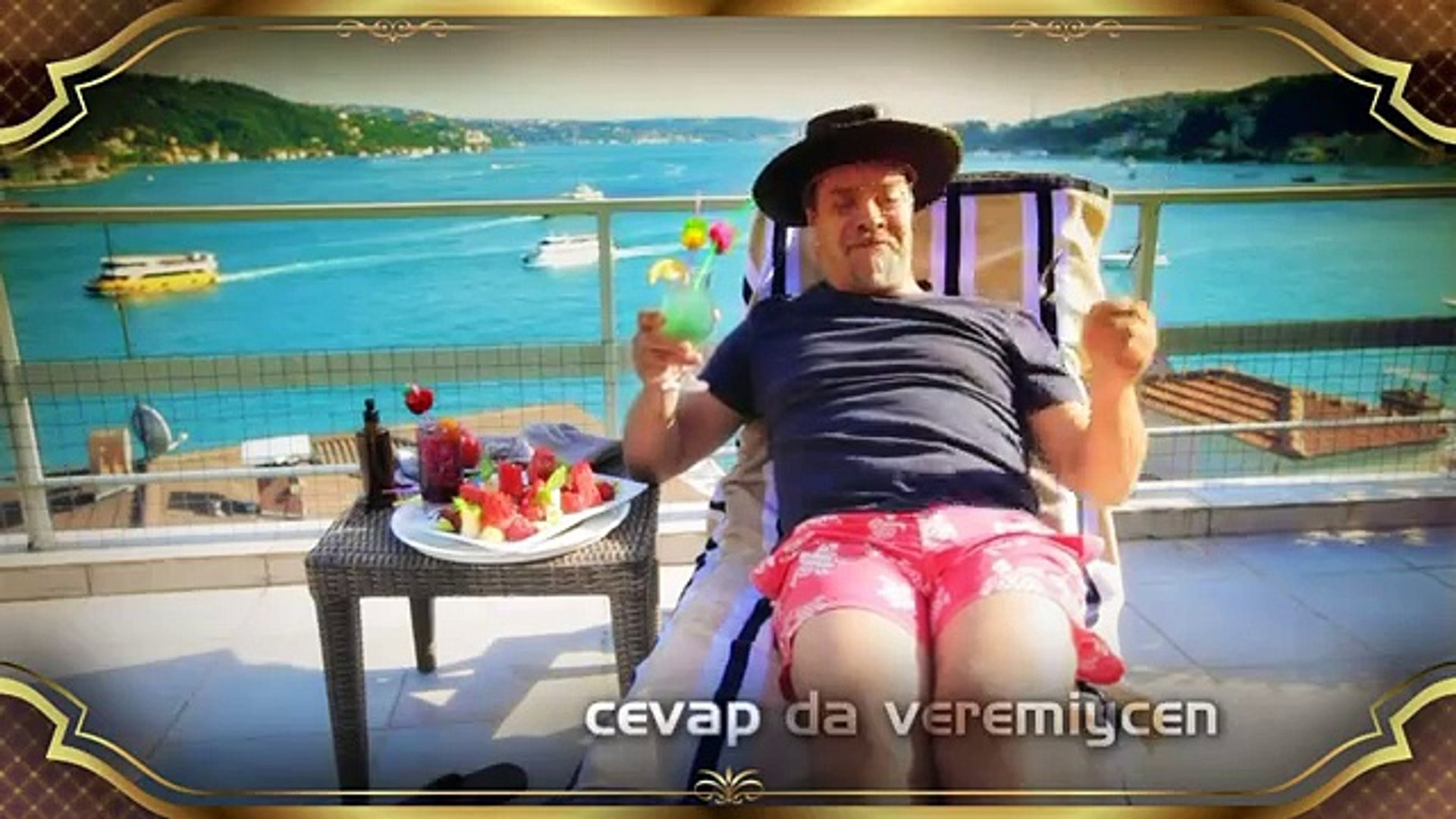 Beyaz Show - Beyazdan Candan Erçetine Sezon Finali Cevabı 05062015
