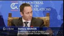 Vidéo CORIM Économie Mondiale 2013 - L'économie mondiale en 2013...