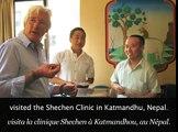 Richard Gere Visits Shechen Clinic in Kathmandu, Nepal