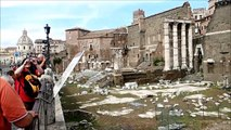 Voyage en Italie vestiges romains le colisée Rome