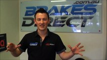 Brakes Direct • Which way do slotted brake rotors go? • Slotted Brake Rotor Direction