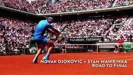 Road to Final | DJOKO & WAWRINKA