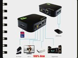 Dual Core Android 4.2 Smart TV Box XBMC Media Player 1080P WIFI HDM XBMC YOUTUBE