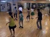 Naughty Boy - Line Dance (Demo & Walk Through)