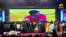 Trivikram Srinivas Emotional Speech | Attarintiki Daredi Audio Launch HD | Pawan Kalyan, Samantha