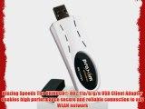 Proxim ORiNOCO 8494 (AM/C1080-US) 802.11A/B/G/N USB Client Adapter - 300Mbps