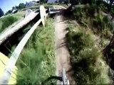 Helmkamera Bikepark Winterberg Slopestyle und Funride