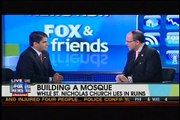 George Demos Discussing Mosque at Ground Zero on Fox and Friends