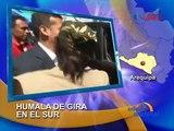 2010-12-22 Ollanta en Arequipa, dice que Majes-Siguas debe Beneficiar a Pobladores, Enlace Nacional