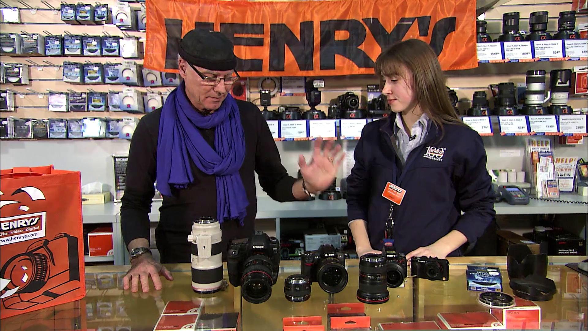 #3 Camera & Lens: Lenses