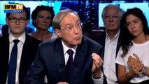 """Claude Guéant: """"Je suis innocent de toutes les accusations qui sont portées contre moi"""""""