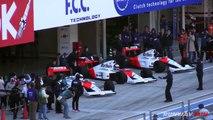 最強F1復活!!! フィナーレ マクラーレン・Hondaの伝説再び McLaren Honda MP4/4 MP4/5 MP4/6 鈴鹿サーキット 中島,アレジ,ヒル