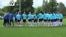 Le football féminin français à un tournant