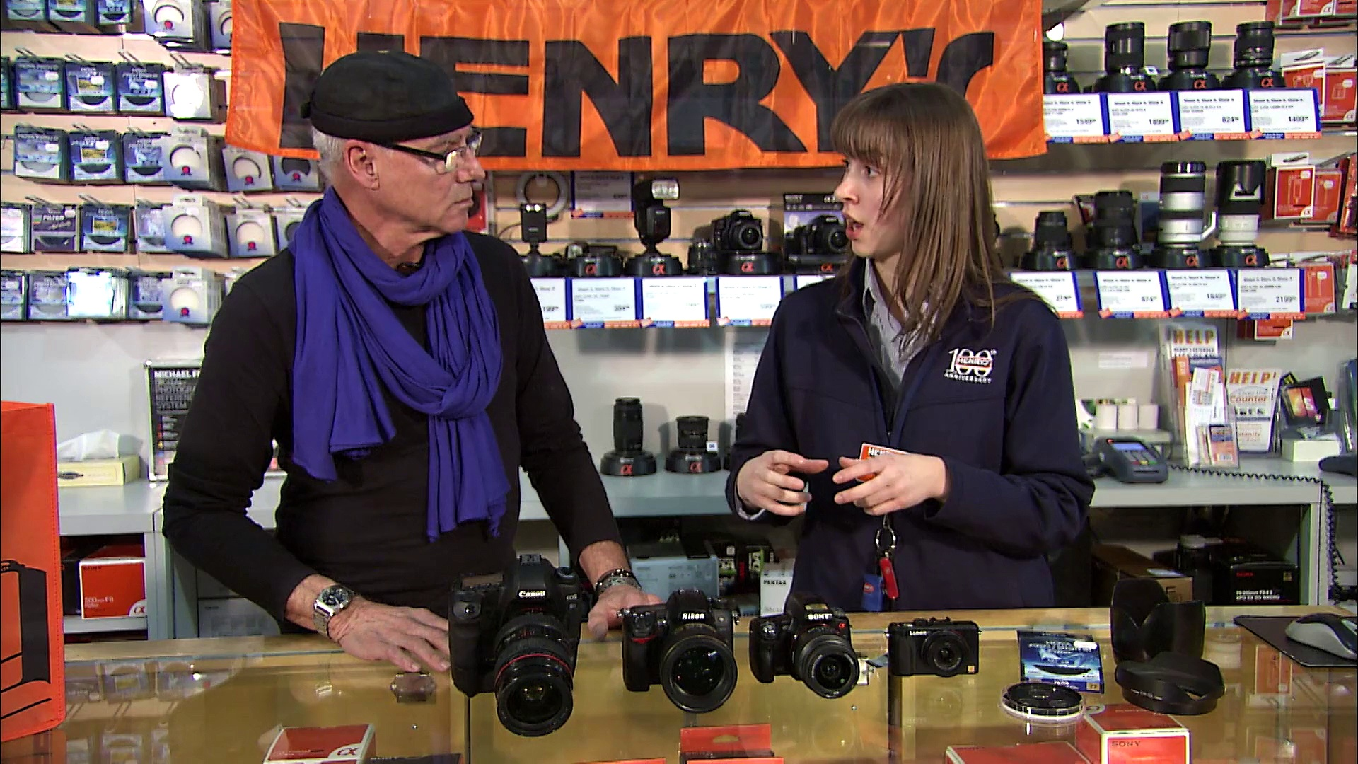 #2 Camera & Lens – Camera Body