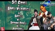 50 Cent vs. Liviu Vasilica vs. Gojira vs Snoop Dogg - Robot Armasar Attack [Extremlym Version]