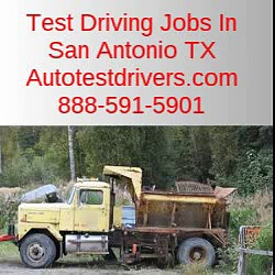 Test Driving Jobs In San Antonio TX | Autotestdrivers.com | 888-591-5901
