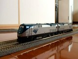 KATO Ngauge Amtrak P42/SuperLiner  with DCC Sound..(DCCサウンド)