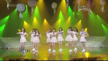 [080411] SNSD - Baby Baby + Kissing You + 소녀시대 (Girls' Generation) , Music Bank