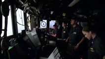 U.S. Warship Launches Tomahawk Cruise Missiles Into Syria