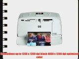 HP Photosmart 335 Compact Photo Printer (Q6377A#ABA)