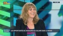 Energie solaire: quelles opportunités de croissance dans le monde ?: Patricia Laurent et Thierry Leperc (3/5) – 07/06