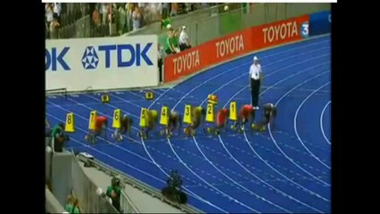 Cristiano Ronaldo 96m in 10s Vs  Usain Bolt 100m in 9,58s