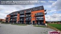 A louer - Appartement - TUBIZE (1480) - 100m²