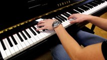 James Blunt - You're Beautiful Piano Cover