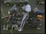 Regis essai sa moto