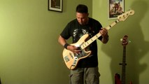 A Perfect Circle- Vanishing- Bass cover