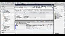 Siemens Step7 TIA Portal tutorial - video dailymotion