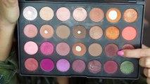 Makeup Tutorial Using the Jaclyn Hill Favorites Palette