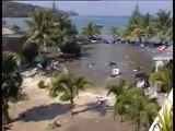 Clean Tsunami videos from 2004 Thailand