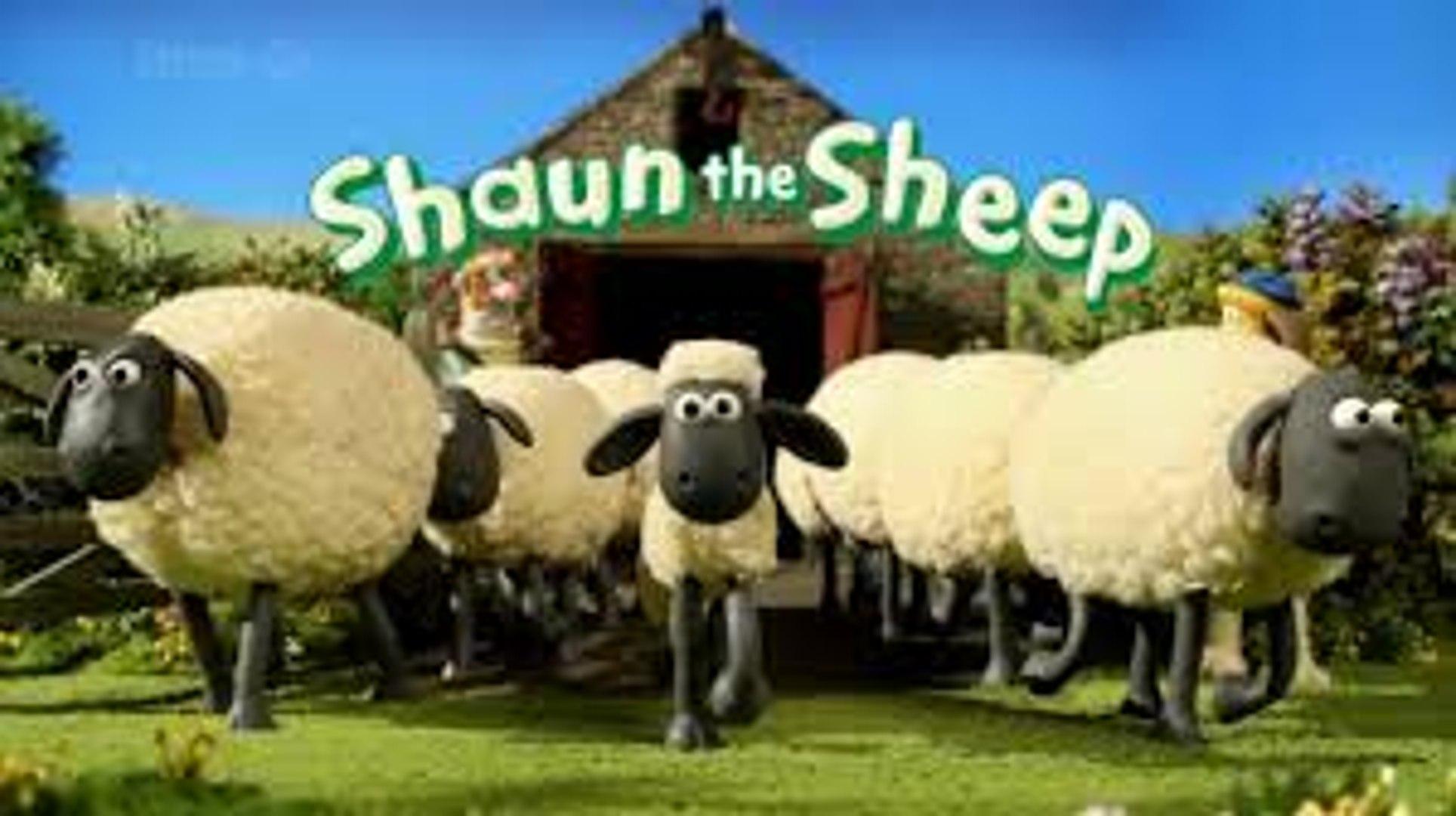 خروف شون ذا شيب الحلقة 50 ـ بيت الكلب Shaun The Sheep فيديو