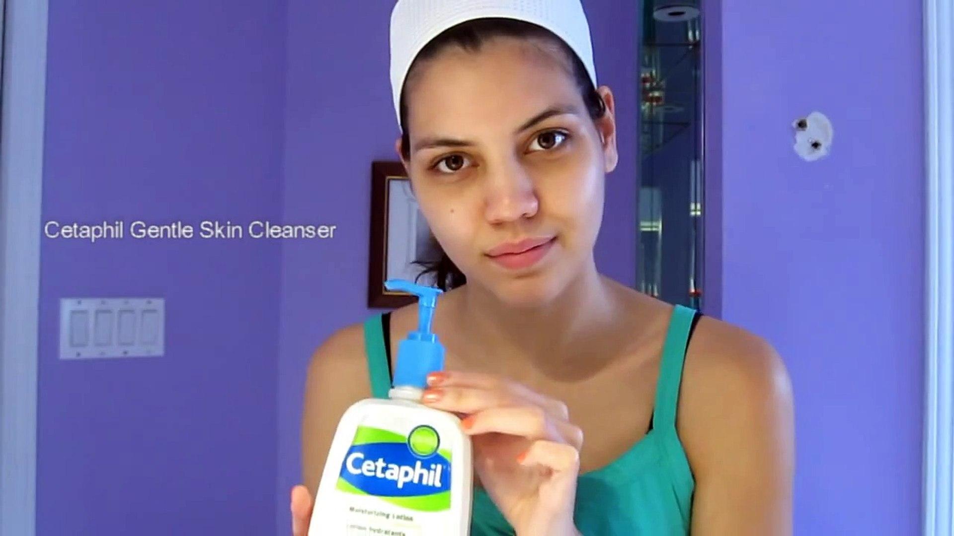 My SkinCare Routine: Cetaphil!