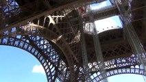 Paris - the Eiffel Tower and the Champs de Mars